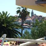 Korcula from our terrace