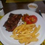 Best steak and chips I've had!