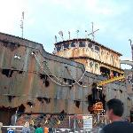The Ghost Ship!