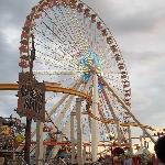 The Famous Ferris Wheel!