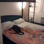 Room (double bed + bunk)