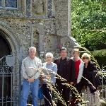 "The ""Slipper Chapel"" in Walsingham where thousands go on Pilgramage every year"