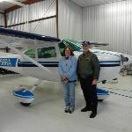 Flightseeing with Jim Powell
