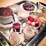 Joyful dessert platter