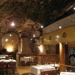 Einmalige Höhlenatmosphäre