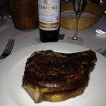 rib of beef - have this wine !