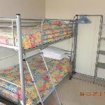 Kids beds in Room 8