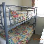 Kids beds in family room 7