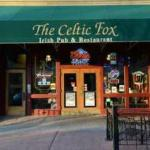 The Front of the Celtic Fox Irish Pub & Restaurant