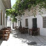 Aperathos village
