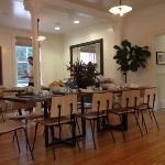 dining hall!