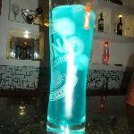 Coctel Laguna Azul