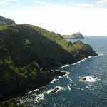 cliffs at portmagee