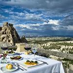 Terrace of Seki Restaurant