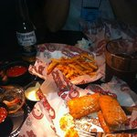 snack at the airport location