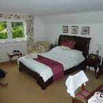 Beatufil En-suite bedroom