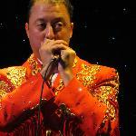 Greg Presley- Harmonica/Bongos