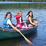 millions of miles of shore line to explore by canoe or kayak