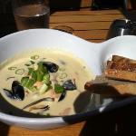 wonderful fish soup
