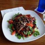 Flank Steak lunch special
