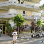 Voorkant Appartement