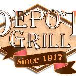 Depot Grill Logo