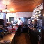 market hill cafe. mono mills.
