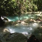 mas cascadas / Llano Grande