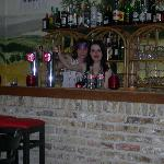2 new barmaids