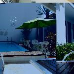 Hotel Casa Ticul Pool Side