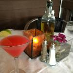 Ruby Red Martini - so refreshing on a summer night