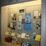Michael Jordan exhibit