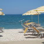 Mare e servizi spiaggia