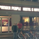 Foto de Pangea People Hostel