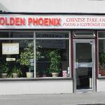 Golden Phoenix shop front