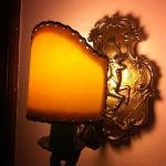 Goldener Hirsch decoration
