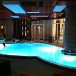 new Ocean Air Aqua 21 pool