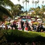 Ceremony View.