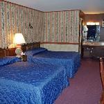 1960's room.