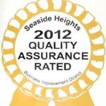 GOLD Quality Assurance 2012