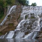 Ithaca fall, August, the only wet fall around