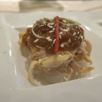 Shredded Chicken with Jelly with Sesame Sauce - Cold Appetizer