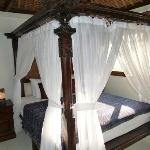 Residence master bedroom