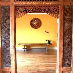 Sun and Moon Yoga room
