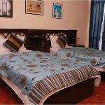 Unwind Room - AC twin bed room with dressing room & a large bathroom