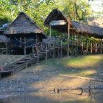 The Muyuna lodge