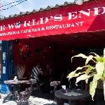 Photo de The Worlds End Cafe and Bar