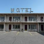 facciata motel