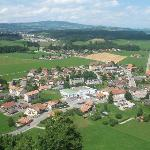 The Town of Gruyeres