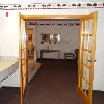 Room 1114 - French Doors